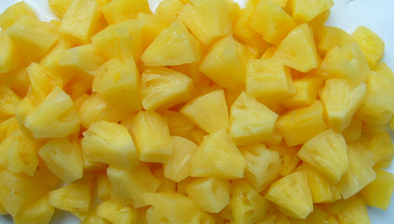 PINEAPPLE TIDBITS OR CHUNKS 3